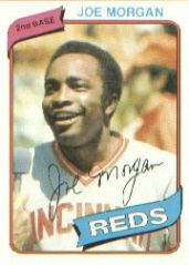 1980 Topps Joe Morgan