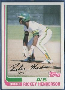 1982 Topps Stars