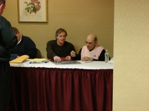 Yogi signing