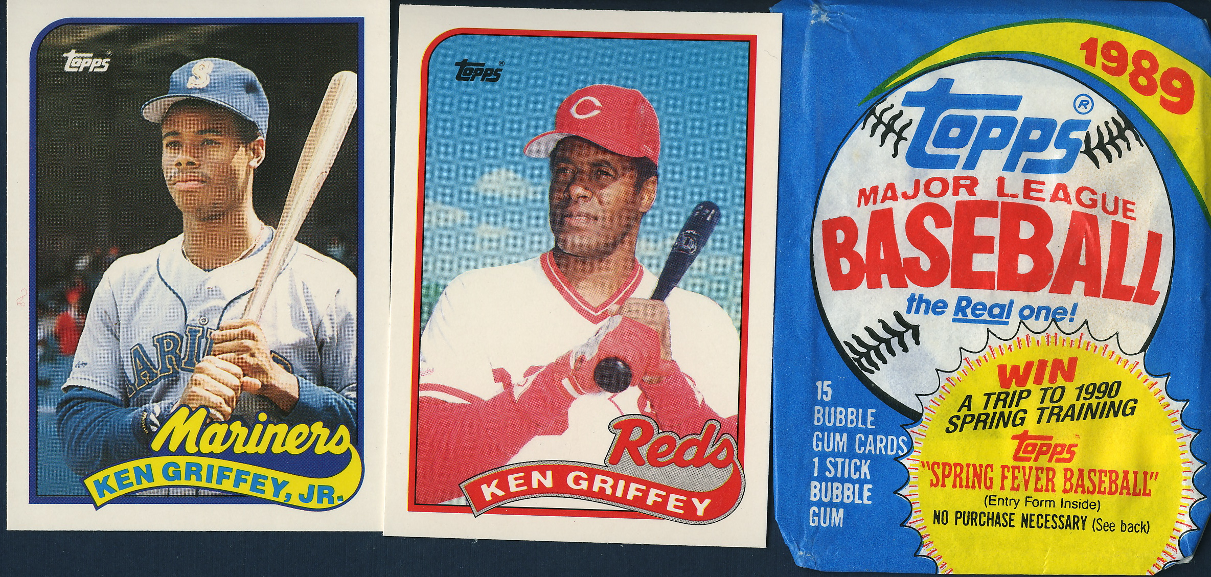 1989 Topps Overview Lifetime Topps Project