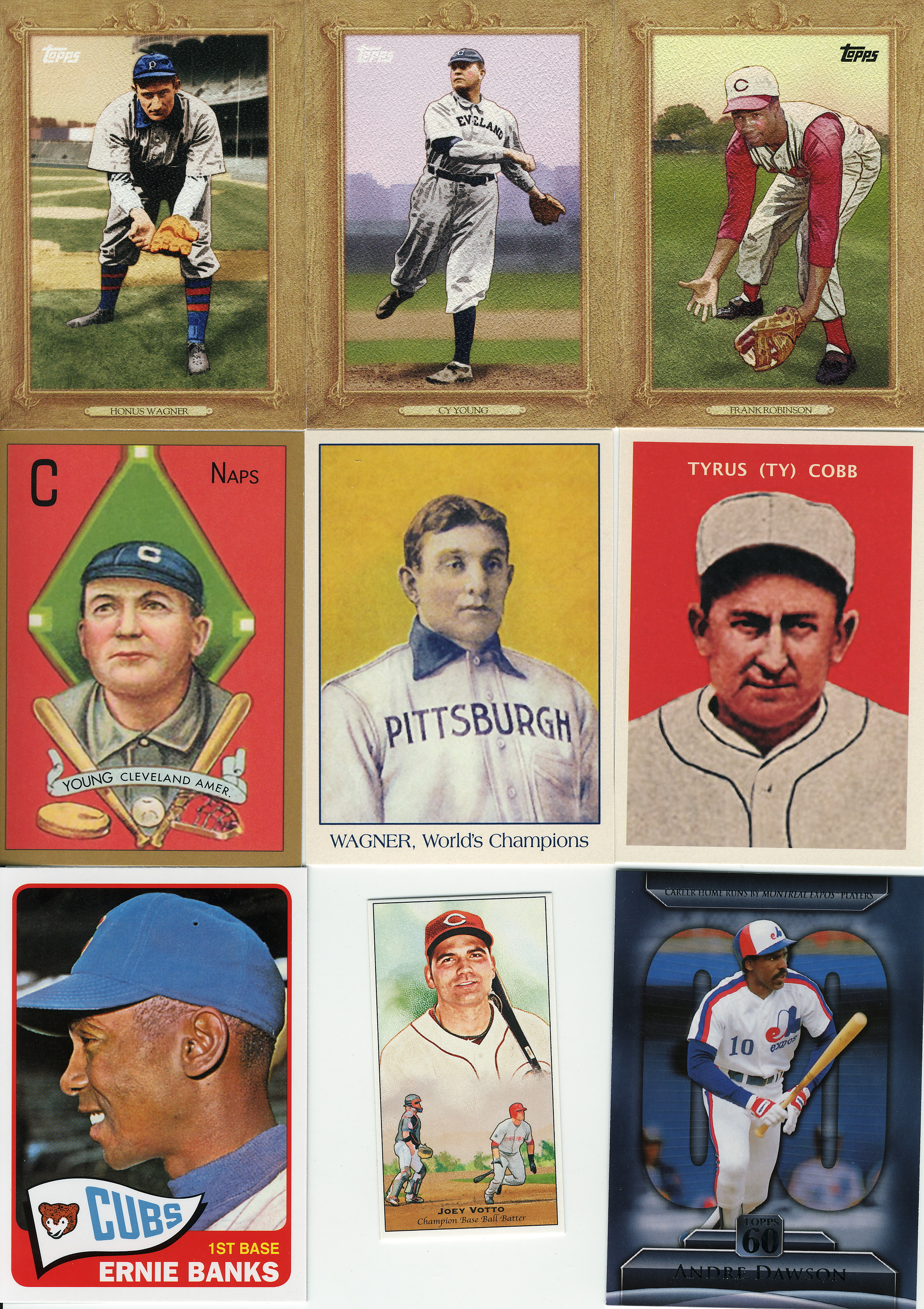 September 2011 Lifetime Topps Project Page 4