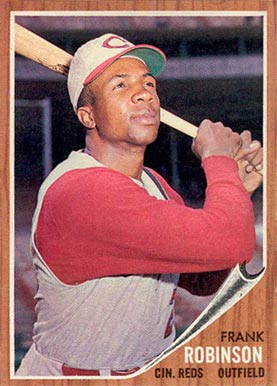 A Look Back At 1962 Topps
