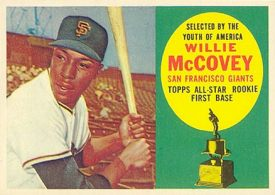 McCovey Rookie Card