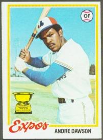 1978 Topps Dawson