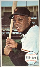 64 Topps Giants Mays