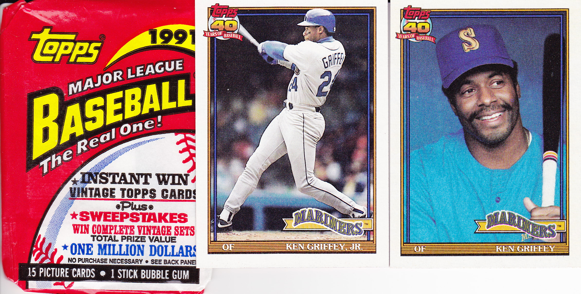 Topps In The 1990s Decade Wrap Up Lifetime Topps Project