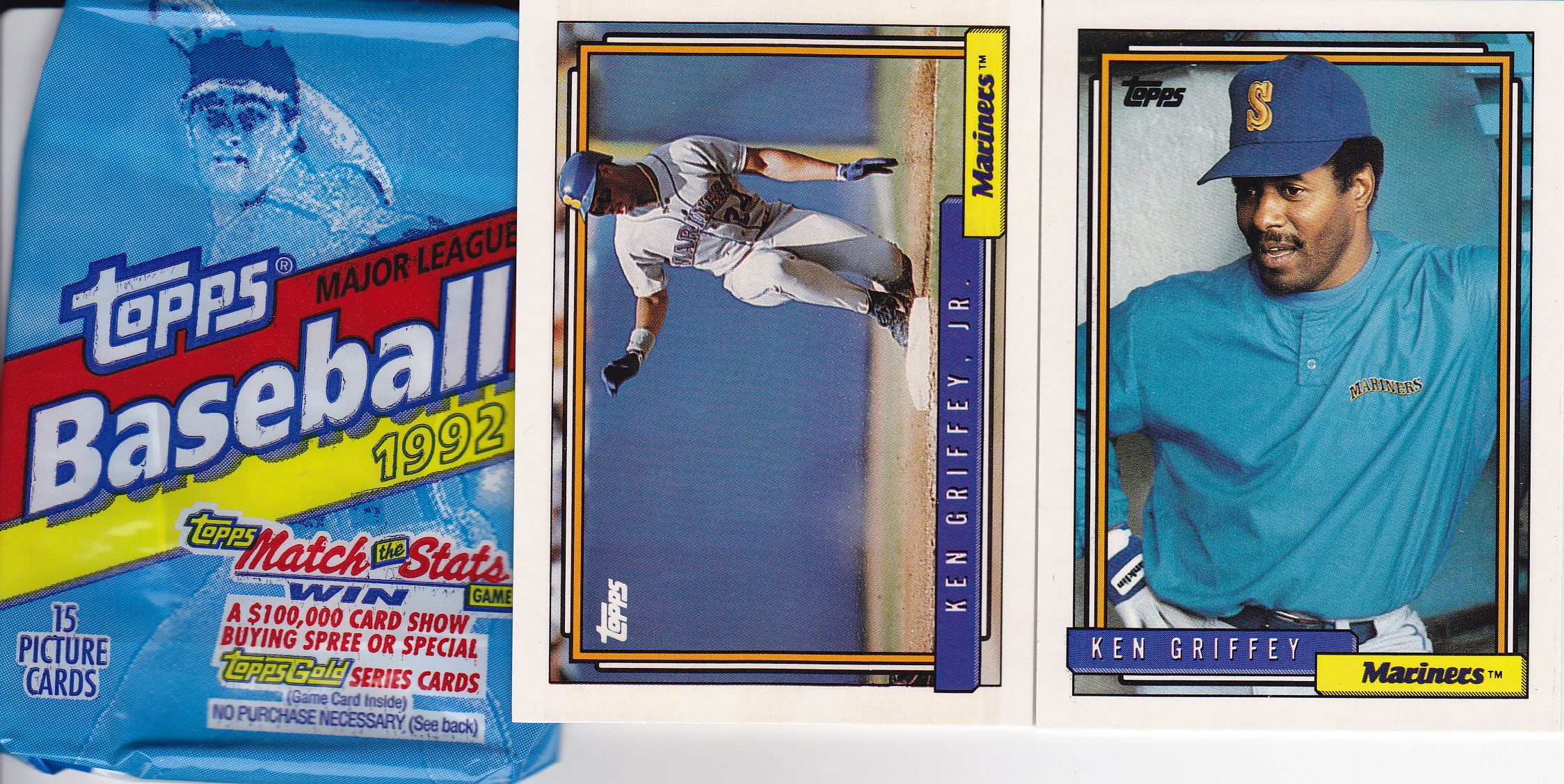 1992 Topps Overview Lifetime Topps Project