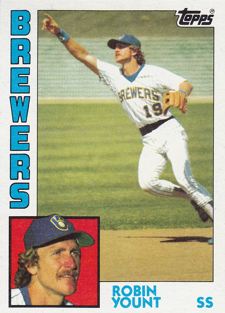 Topps 1984 Lifetime Topps Project