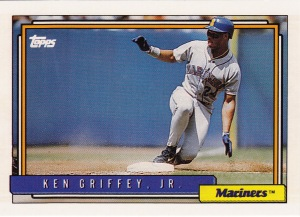 1992 Topps Griffey