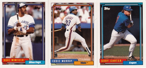 1992 Topps Traded Lifetime Topps Project