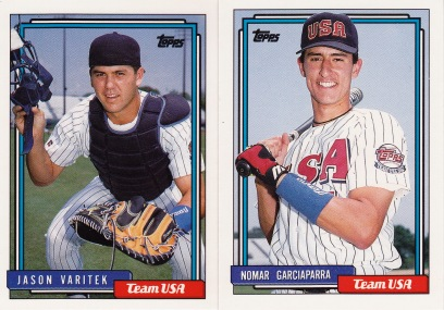 1992 Topps Traded Rookies