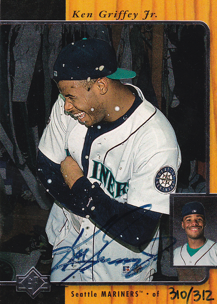 88129b9962 Griffey   Lifetime Topps project