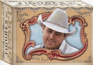 2011 Goodwin Figures of Sport Nolan Ryan