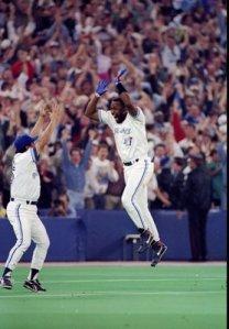 1993 World Series Game Six - Philadelphia Phillies v Toronto Blue Jays