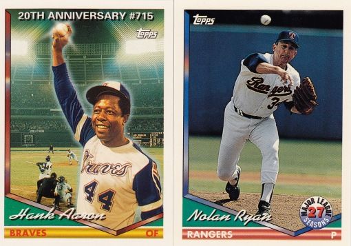 1994 Topps scans Tribute