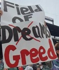 Field of Greed