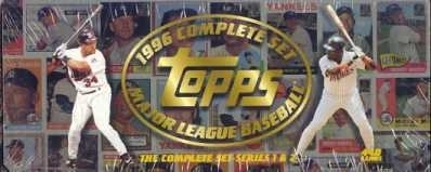 1996 topps factory retail