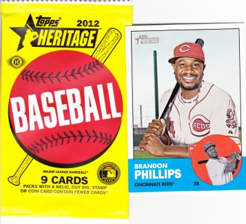2012 Heritage Phillips pack