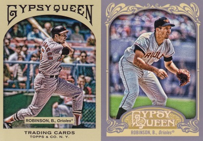 Gypsy compare Brooks Robinson
