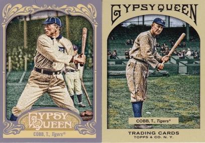 Gypsy compare Cobb