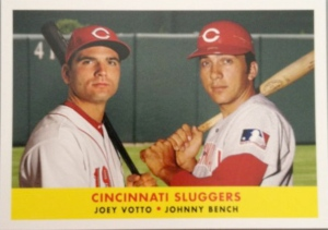 2012 Archives Combos Bench Votto