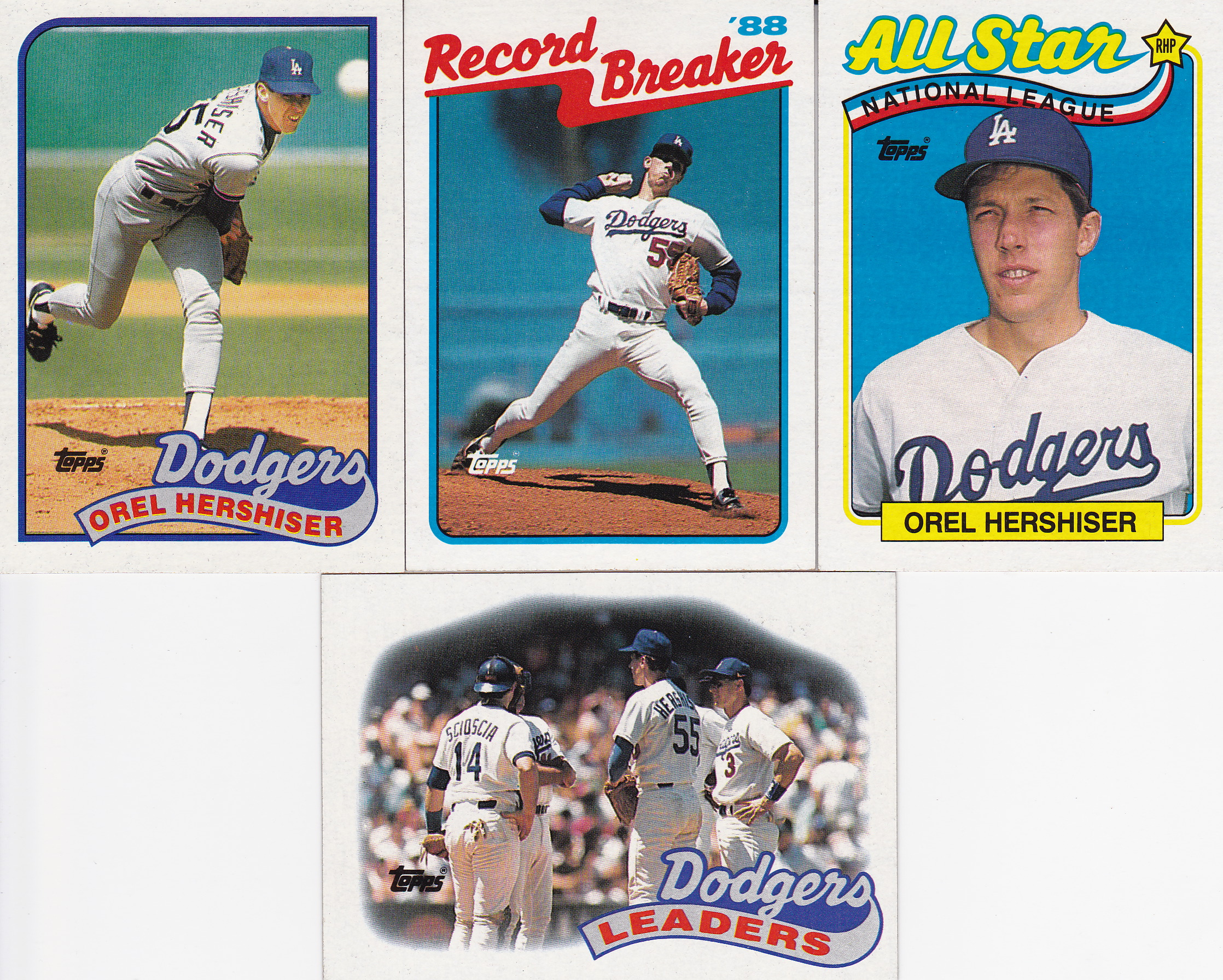 Completed Set Amp Master Set One Last Look At 1989 Topps