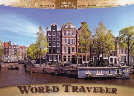 2012 Goodwin World Traveler Amsterdam