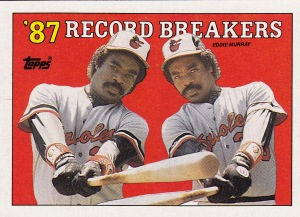 1988 Topps Eddie Murray RB