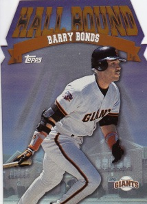 1998 Topps s1 box HallBound Bonds