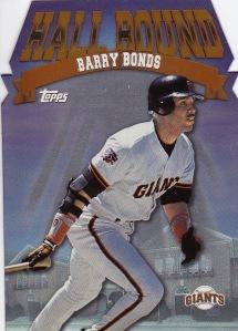 1998 Topps s1 box HallBound Bonds