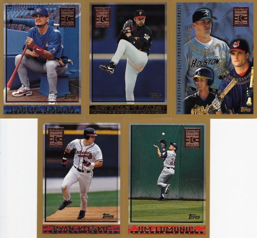 1998 Topps s1 Minted Cooperstown