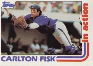 1982 Topps best subset Fisk