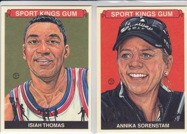 COMC December 12 lot Sport Kings