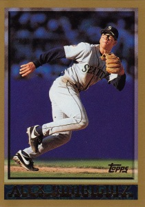 1998 Topps A Rod