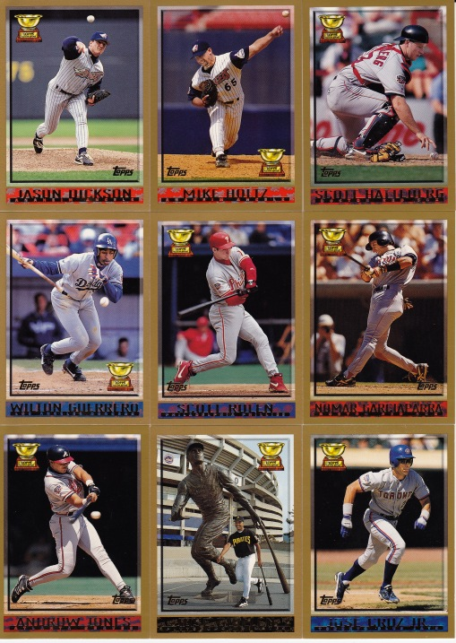 1998 Topps All-Star Rookies