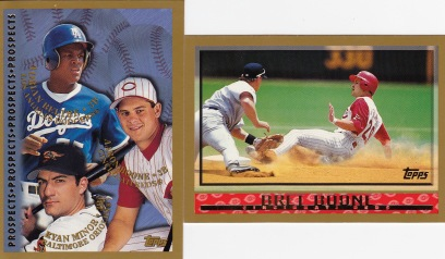 1998 Topps Boone Brothers