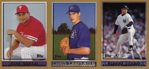 1998 Topps first cards