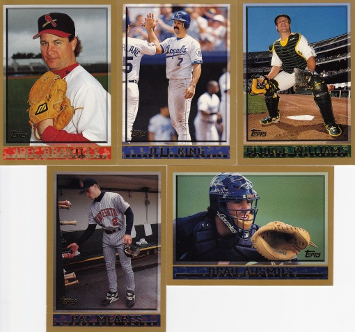 1998 Topps good pics poses 2