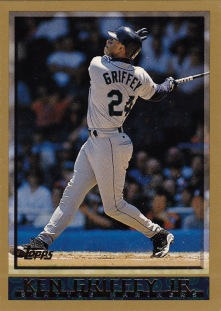 1998 Topps Griffey