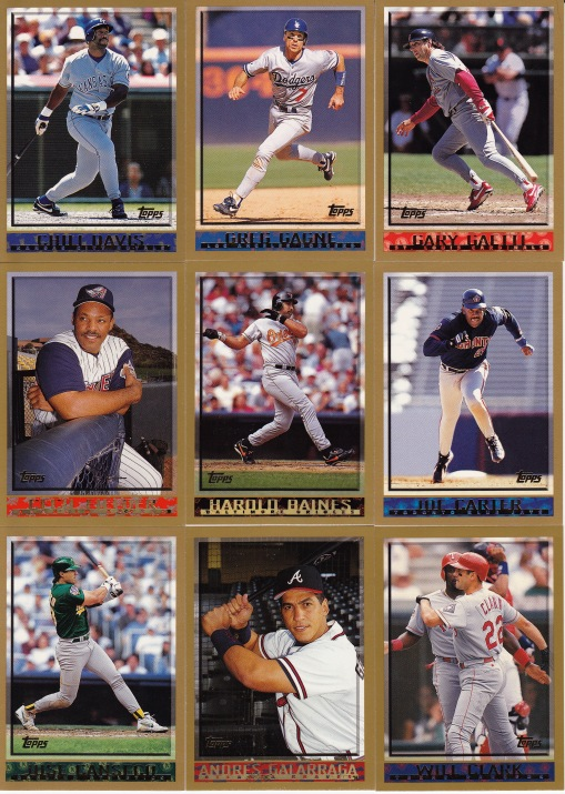 1998 Topps older players