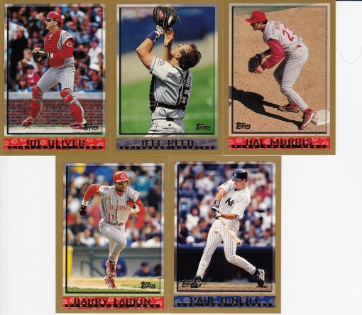 1998 Topps Reds