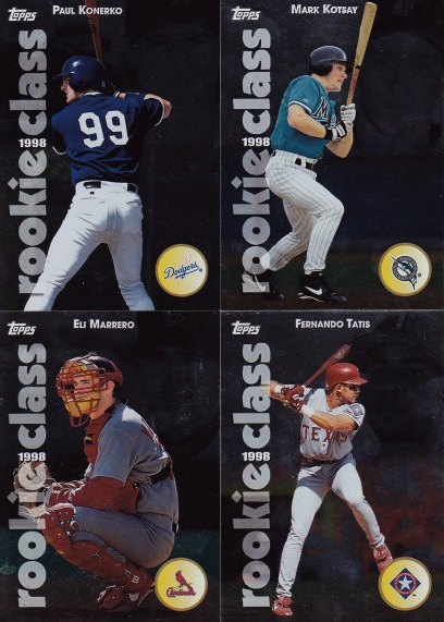 1998 Topps s2 Rookie Class