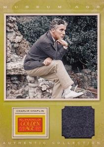 2012 Panini GA box Chaplin relic