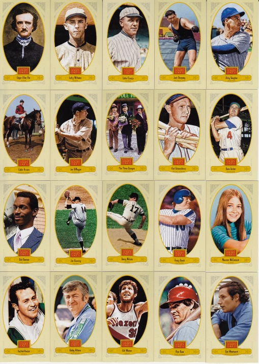 2012 Panini Golden Age box minis
