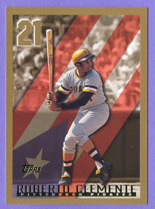 Clemente 98 Topps