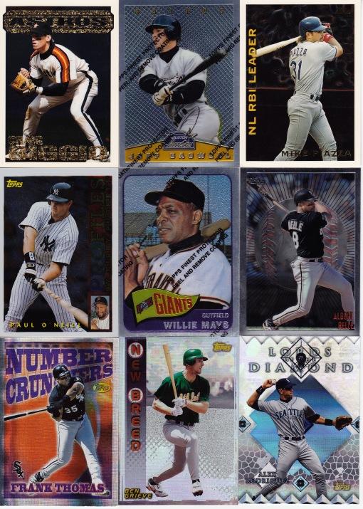 Sportlots February seller 4 94-99