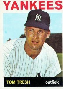 1964 Topps 395 Tom Tresh