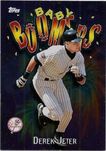 1998 Topps Baby Boomers Jeter