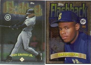 1998 Topps Flashback Ken Griffey Jr