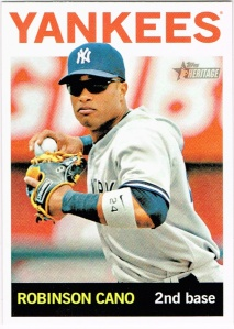 2013 Heritage box 2 action variation Cano